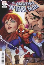 Marvel Comics Amazing Spider-Man #72 1:25 Gomez Var Sinw