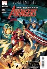Marvel Comics Avengers Annual #1 Infd