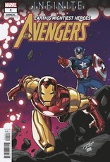 Marvel Comics Avengers Annual #1 Ron Lim Connecting Var Infd