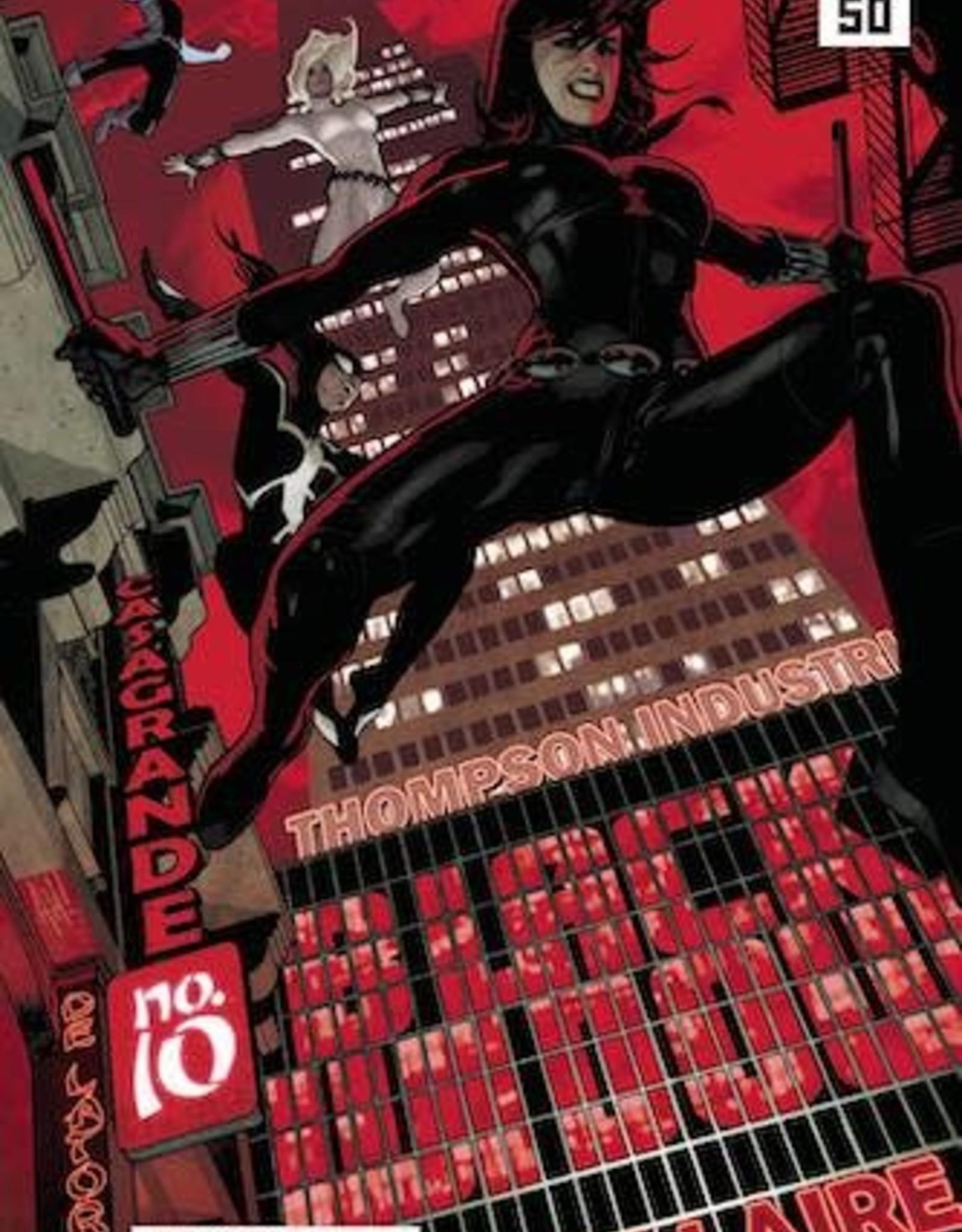 Marvel Comics Black Widow #10