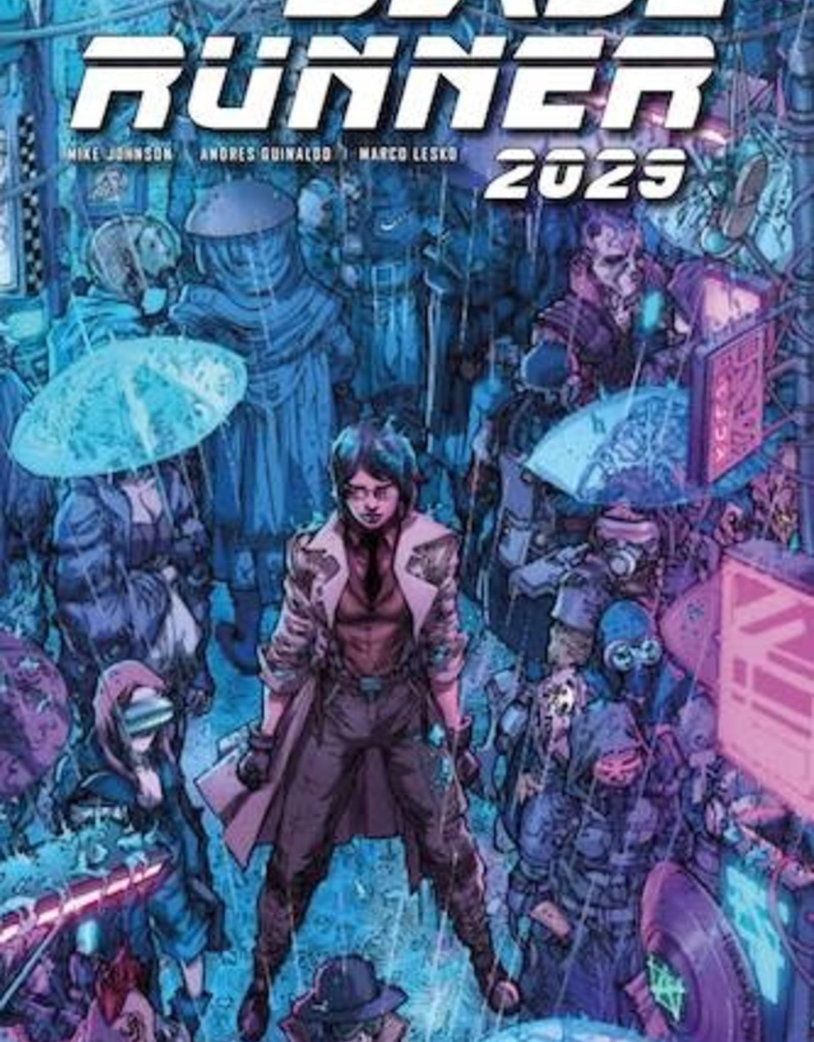 Titan Comics Blade Runner 2029 #7 Cvr A Tolibao