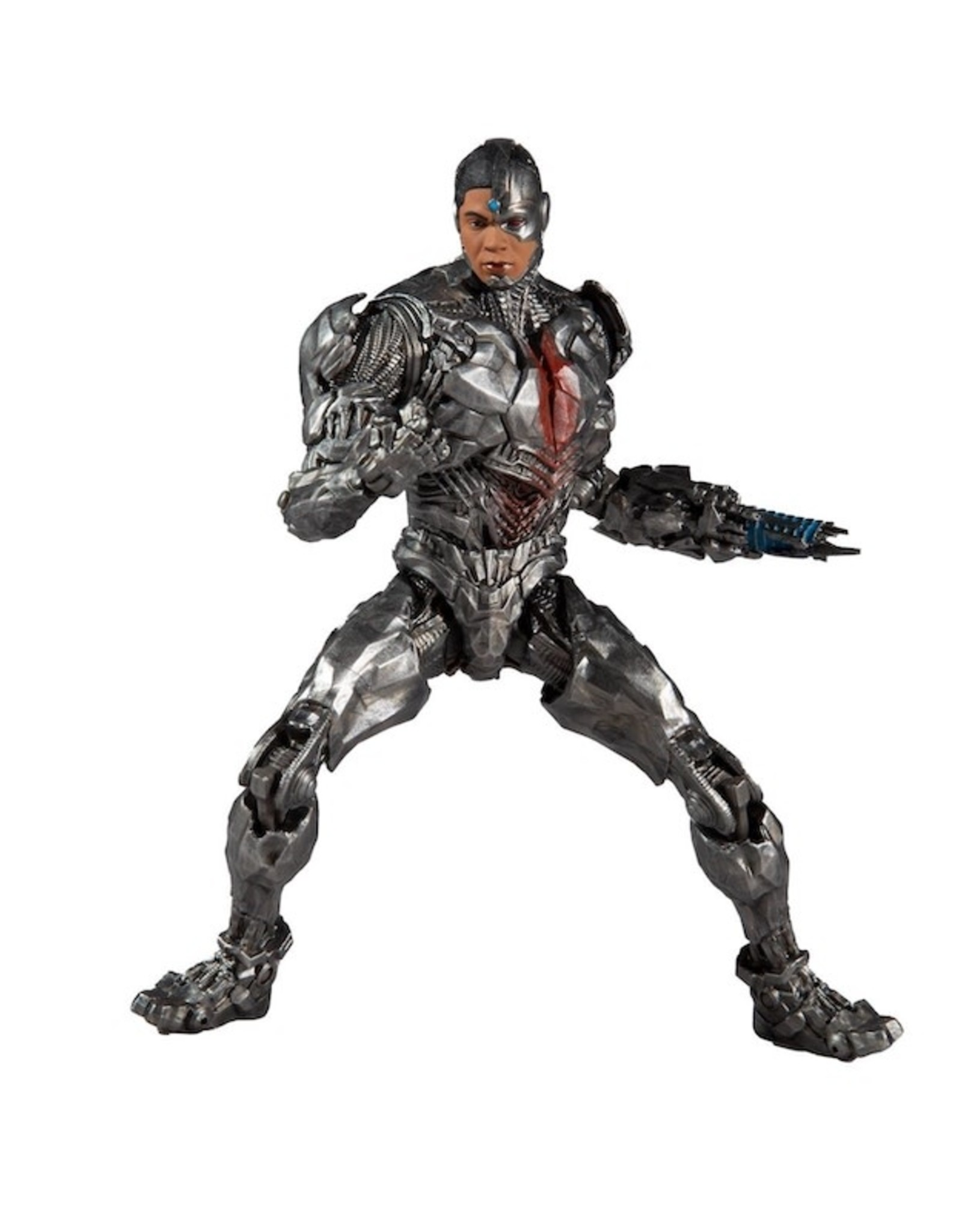 McFarlane Toys DC Justice League 7in Scale Action Figure Cyborg