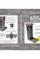 Role 4 Initiative Castle Keep Dice Tower Combo (Turn Tracker/Dice Tower)