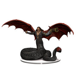 Wizkids Dungeons And Dragons Miniatures: Icons Of The Realms: Archdevil Geryon Premium Figure