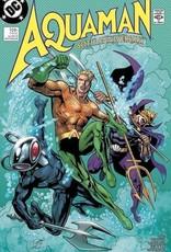 DC Comics Aquaman 80th Anniversary 100-Page Super Spectacular #1 (One Shot) Cvr F Chuck Patton & Kevin Nowlan 1980s Var