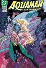 DC Comics Aquaman 80th Anniversary 100-Page Super Spectacular #1 (One Shot) Cvr G Yvel Guichet 1990s Var