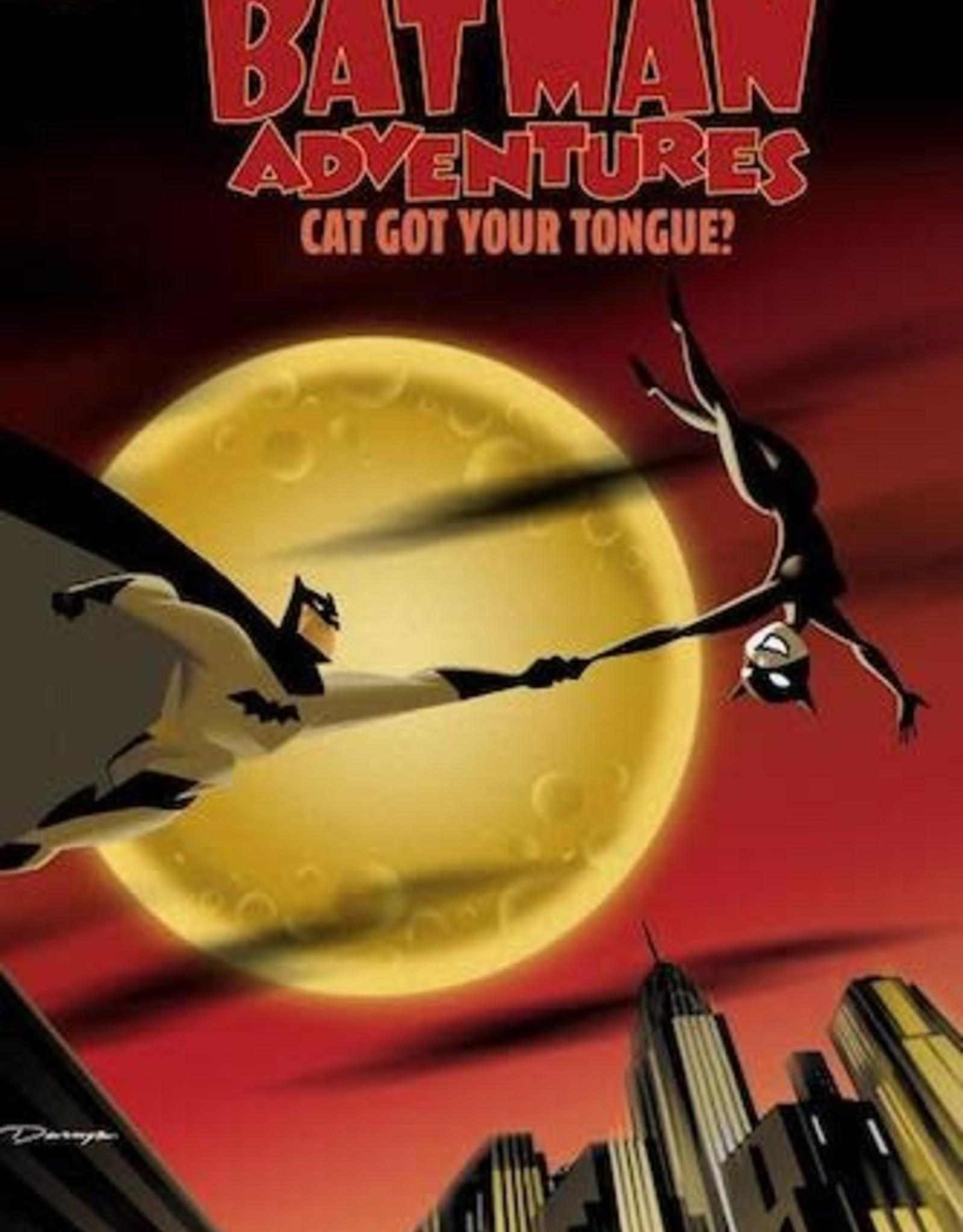 DC Comics Batman Adventures Cat Got Your Tongue TP