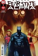 DC Comics Batman Fear State Alpha #1 (One Shot) Cvr A Ben Oliver