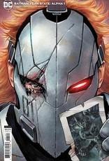 DC Comics Batman Fear State Alpha #1 (One Shot) Cvr B Dylan Teague Card Stock Var