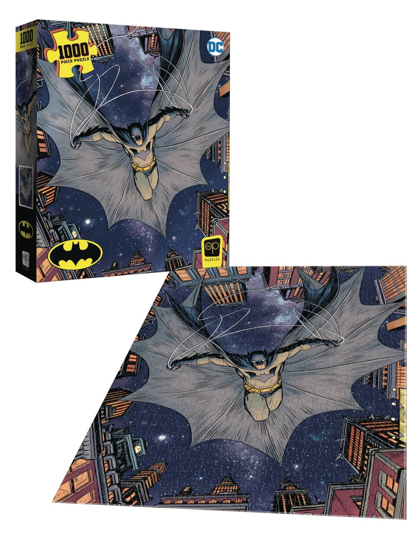 Usaopoly Batman I Am The Night 1000 Pc Puzzle