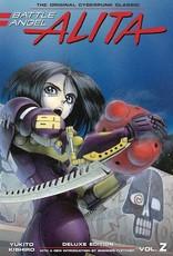 Kodansha Comics Battle Angel Alita Gn Vol 02