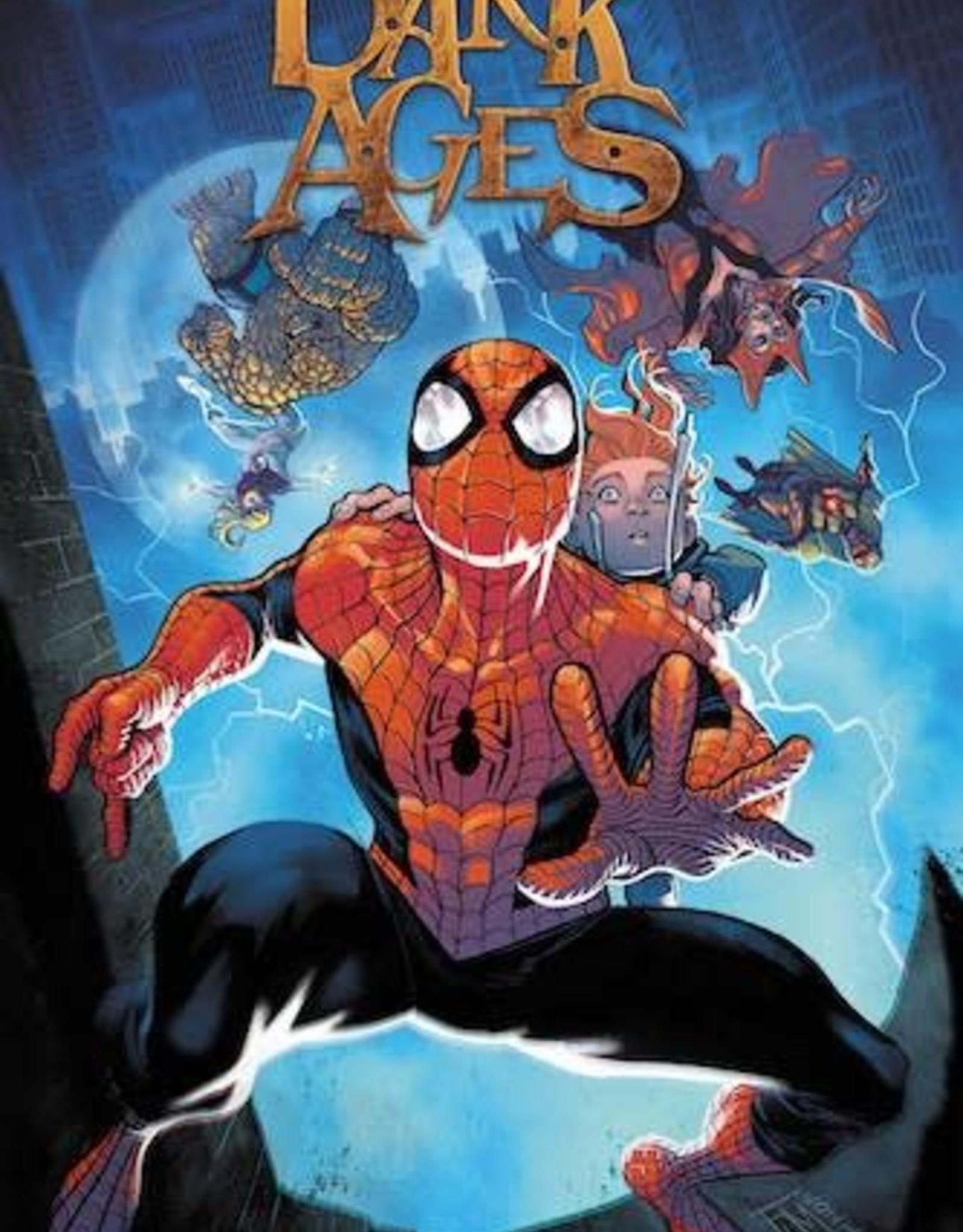 Marvel Comics Dark Ages #1 Manapul 1:25 Var