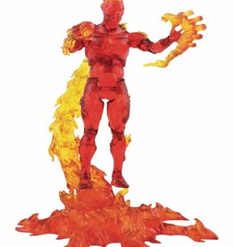 Diamond Select Marvel Select Human Torch Action Figure