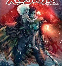 Dynamite Red Sonja (2021) #1 Cvr B Anacleto