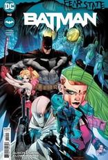 DC Comics Batman #112 Cvr A Jorge Jimenez (Fear State)