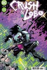 DC Comics Crush & Lobo #4 Cvr A Amy Reeder