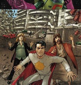 Ahoy Comics Second Coming Only Begotten Son #4