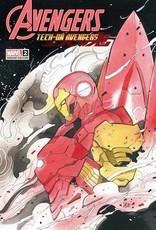 Marvel Comics Avengers Tech-On #2 Momoko Var