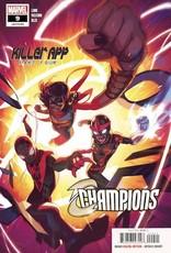 Marvel Comics Champions #9