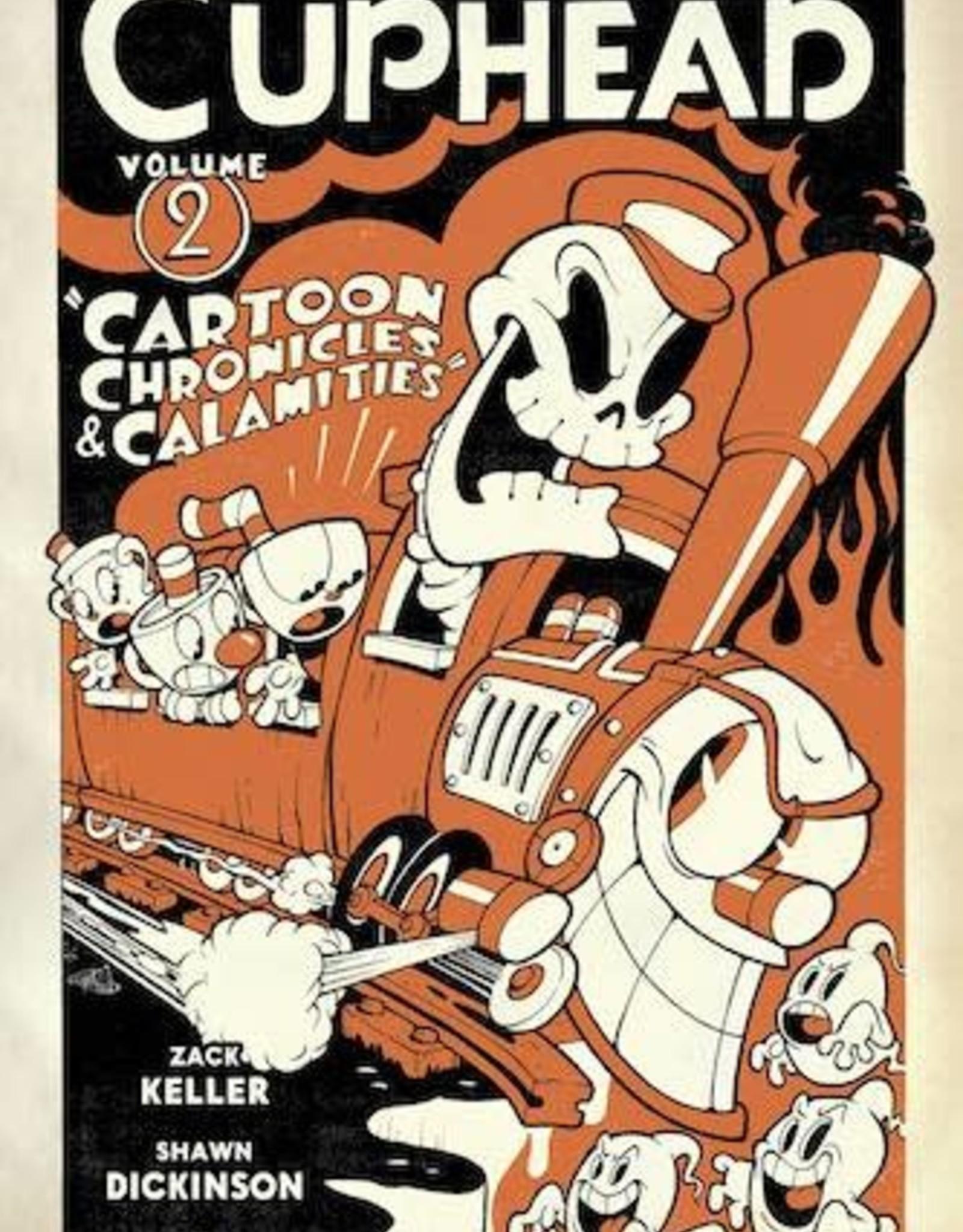 Dark Horse Comics Cuphead TP Vol 02 Cartoon Chronicles & Calamities
