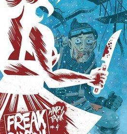 Behemoth Comics Freak Snow #4