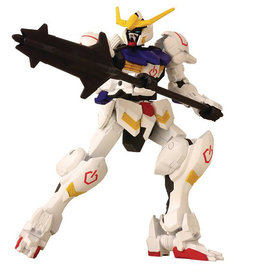 Bandai Gundam Infinity Gundam RX-78-2 4.5 In Action Figure Barbatos X1