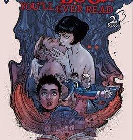 Vault Comics Last Book Youll Ever Read #2 Cvr A Leiz