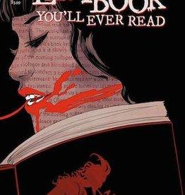 Vault Comics Last Book Youll Ever Read #2 Cvr B Hickman