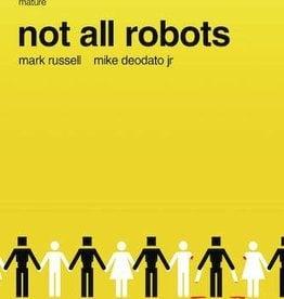 Artists Writers & Artisans Not All Robots #2