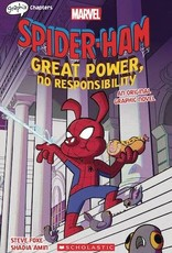 Graphix Spider Ham Great Power No Responsibility Gn