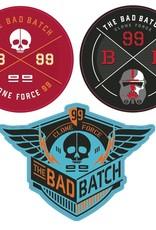 Fanwraps Star Wars Bad Batch Clone Force 99 Device Decals