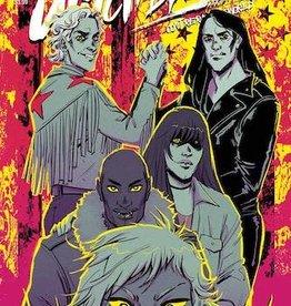 Vault Comics Witchblood #6 Cvr A Sterle