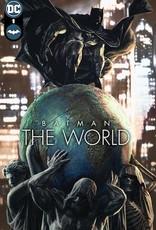 DC Comics Batman The World HC