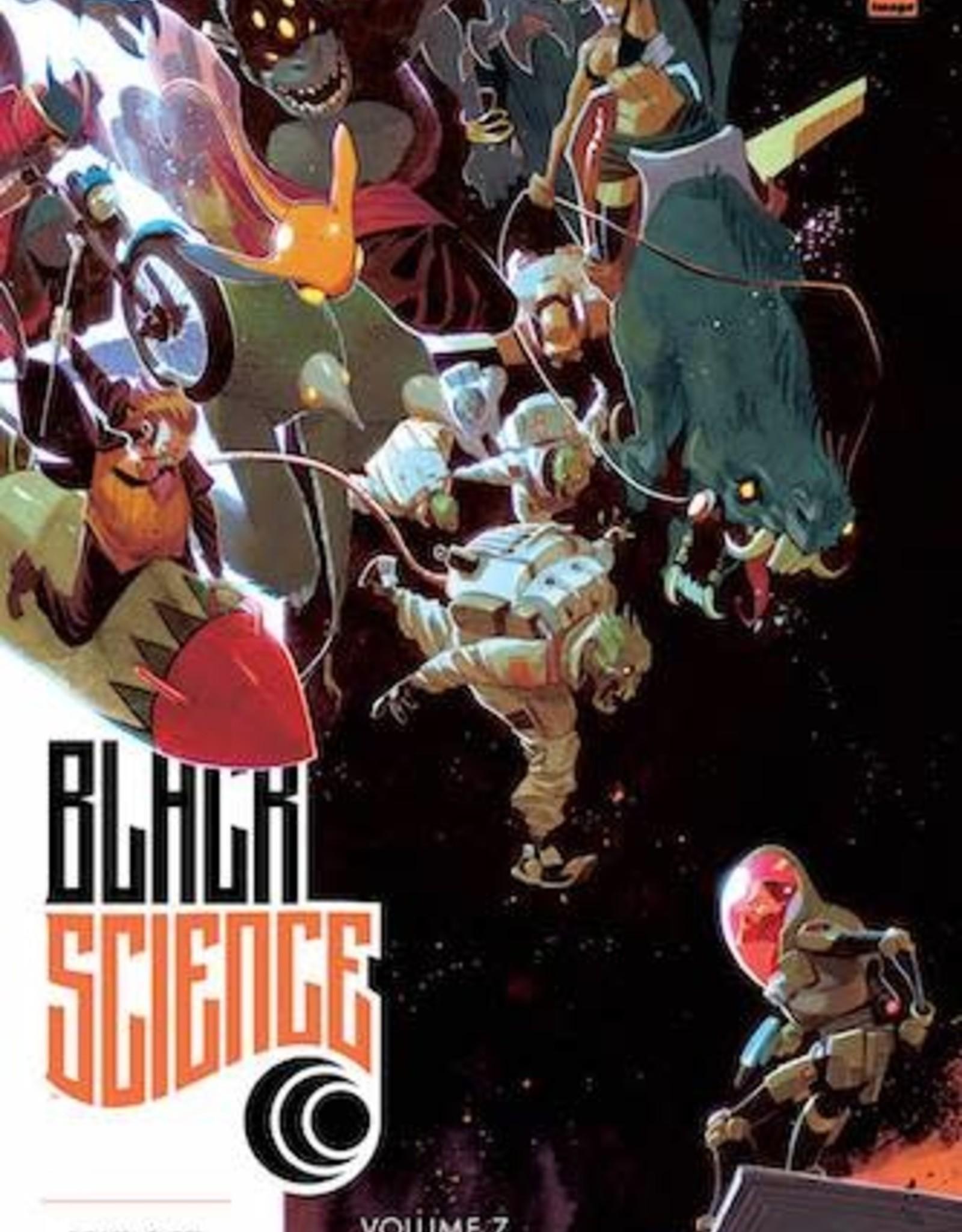 Image Comics Black Science Vol 07 TP