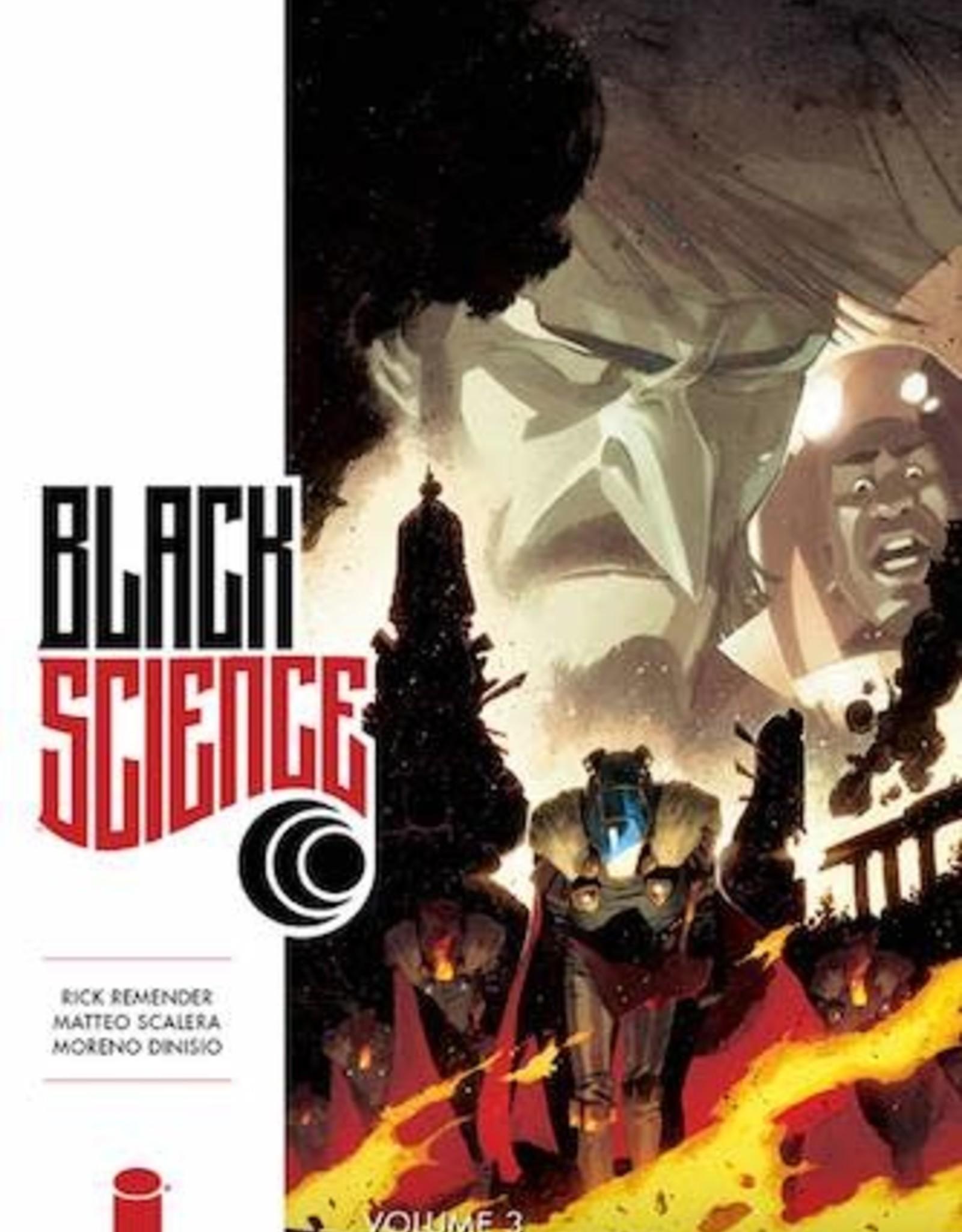 Image Comics Black Science Vol 03 TP