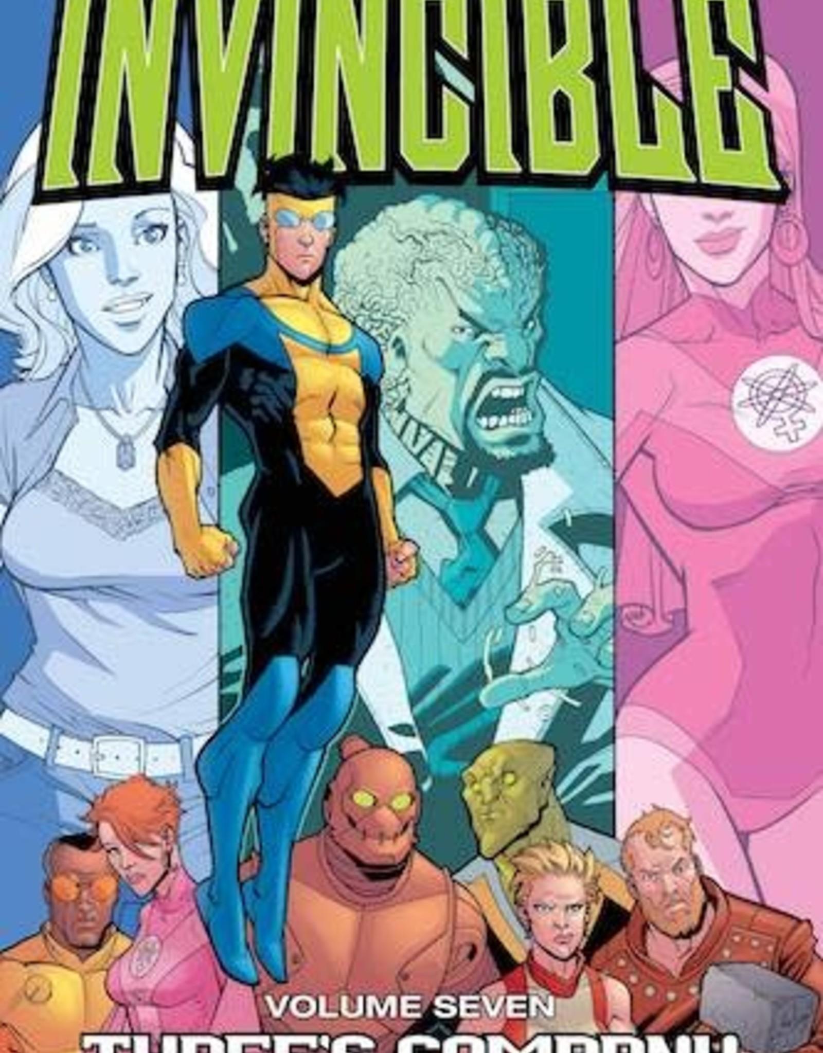 Image Comics Invincible Vol 07:  Threes Company TP