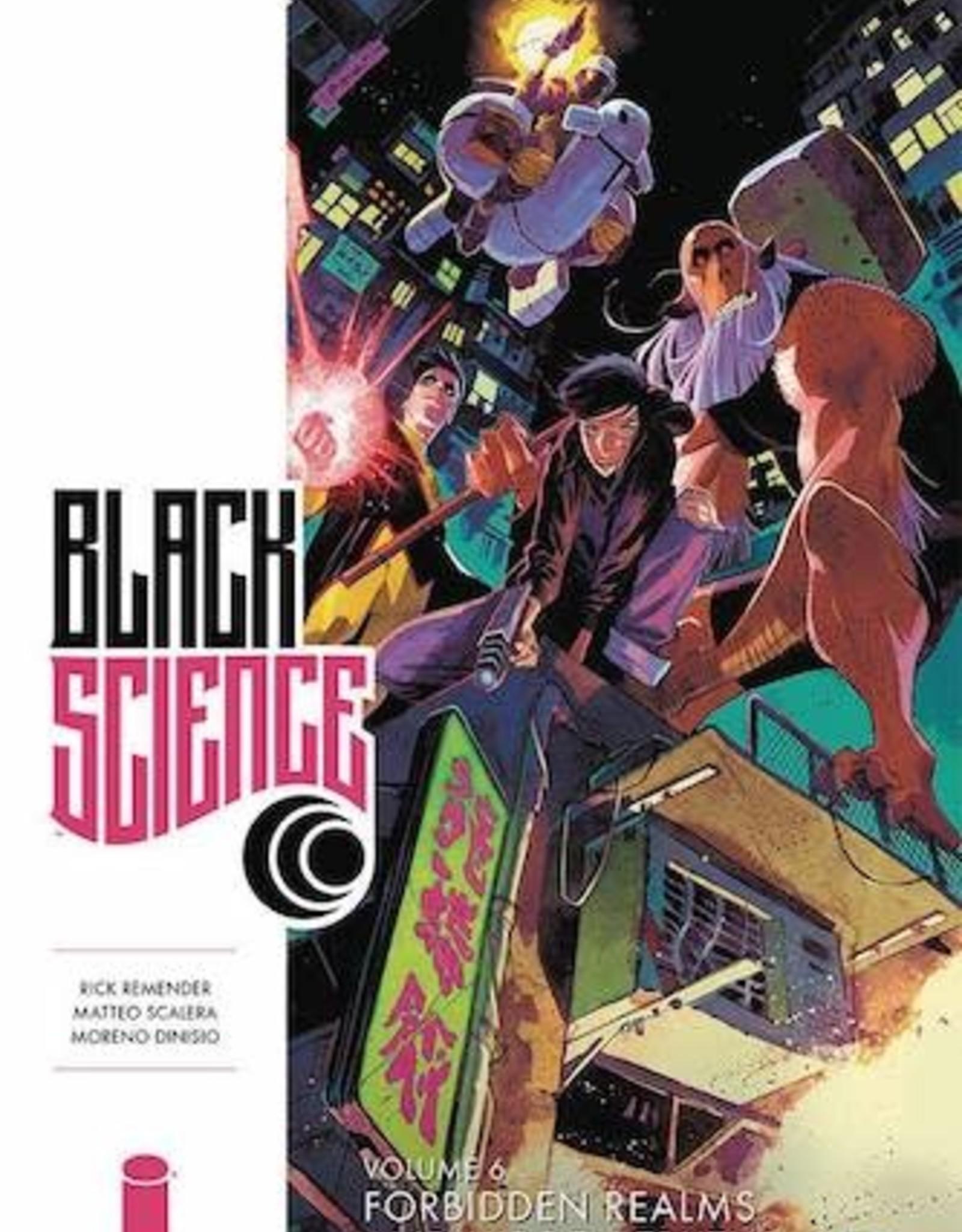 Image Comics Black Science Vol 06 TP