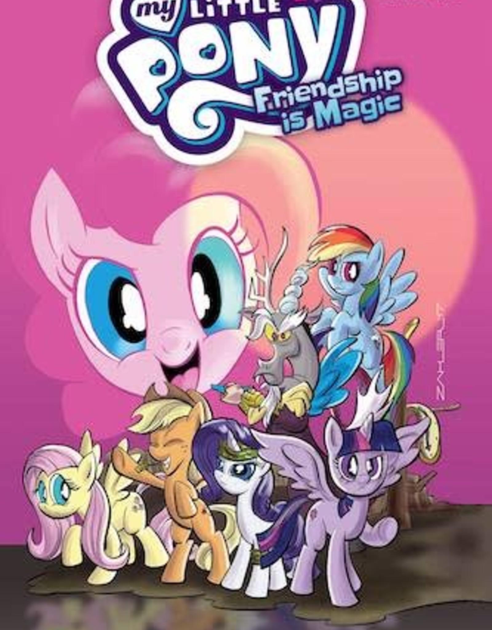 IDW Publishing My Little Pony Omnibus TP Vol 05