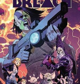 AfterShock Comics Beyond The Breach #3