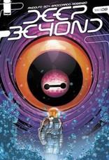 Image Comics Deep Beyond #8 Cvr A Broccardo