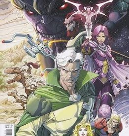 Marvel Comics Eternals Thanos Rises #1 1:25 Weaver Var