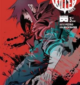 Black Mask Comics Godkiller Tomorrows Ashes #3