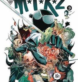 Behemoth Comics MFKZ #3 Cvr A Run
