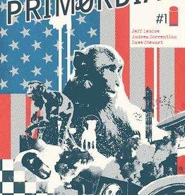 Image Comics Primordial #1 Cvr A Sorrentino