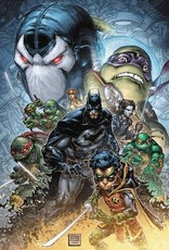 DC Comics Batman/Teenage Mutant Ninja Turtles II HC