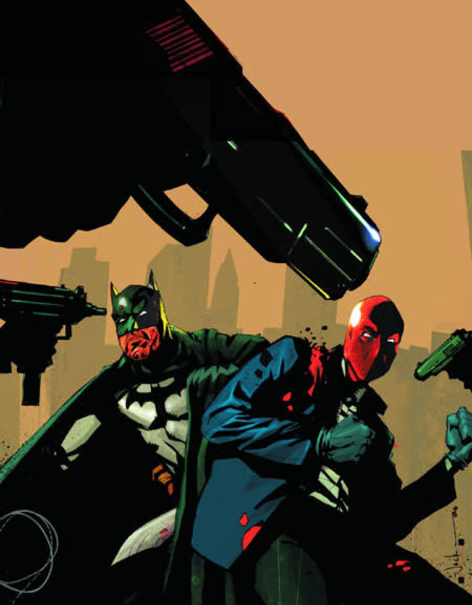 DC Comics Batman Under the Red Hood TP