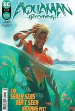 DC Comics Aquaman The Becoming #1 Cvr A David Talaski