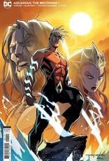 DC Comics Aquaman The Becoming #1 Cvr B Khary Randolph Card Stock Var