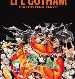 DC Comics Batman Lil Gotham Calendar Daze TP