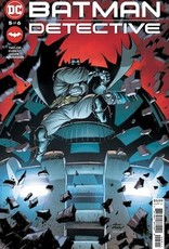 DC Comics Batman The Detective #5 Cvr A Andy Kubert